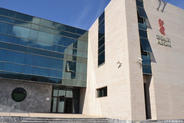 Denia Courthouse